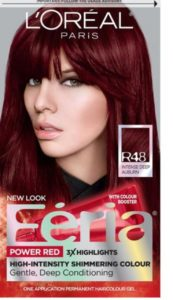 5 Best L'OREAL Hair colors for You