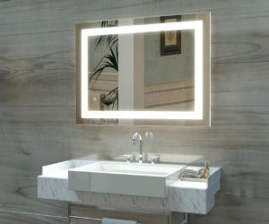 Best LED Lighted Mirror by Hauschen