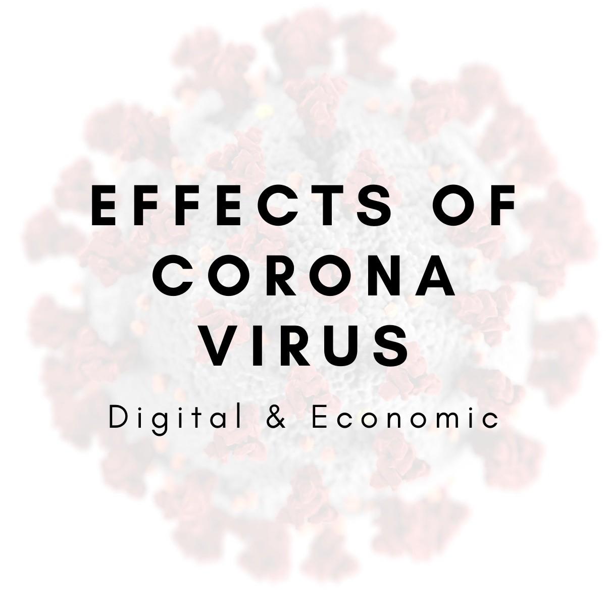 effects of corona virus