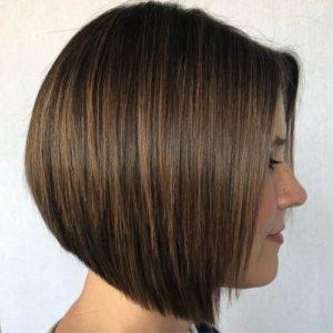 Haircut & Color ideas for Short Hair