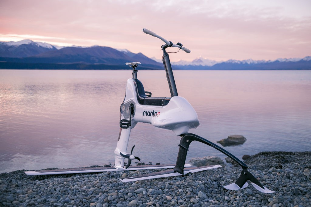 Manta5: Cycling's New Frontier Water Bike
