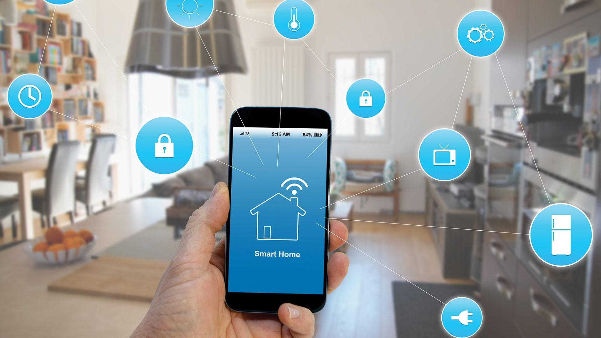 smart home main