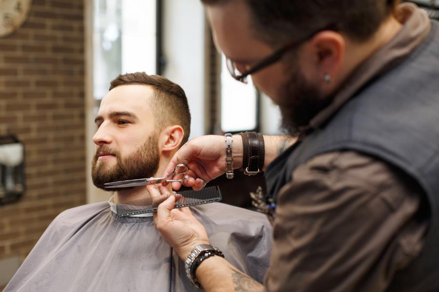 Beard Shaping