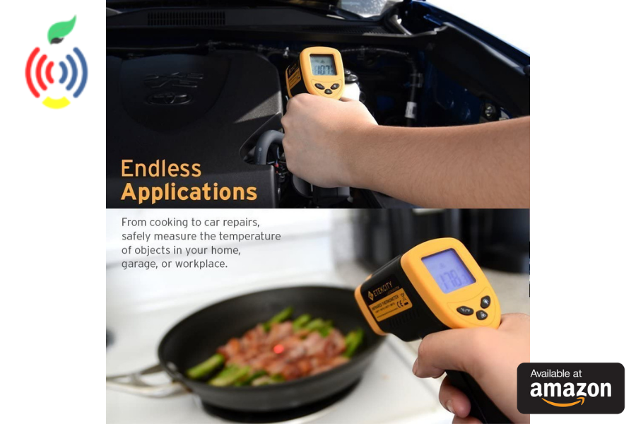 Best Infrared Thermometer Forehead