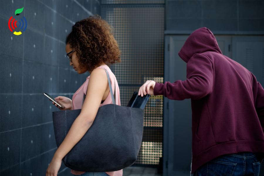 Identity theft victim