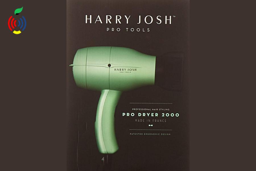 Harry Josh Pro Dryer 2000-best hair dryers
